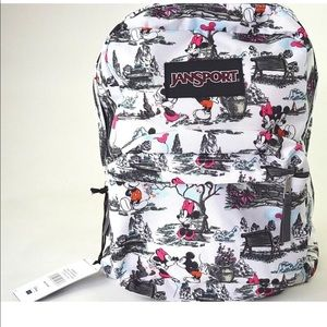 Disney Jansport day in the park backpack